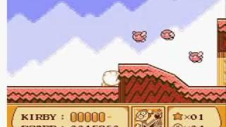 Kirby's Adventure Walkthrough 1-2