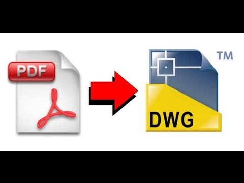Converta um PDF para AutoCad - Pplware