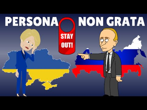 Persona Non Grata, explained - International Law Animation