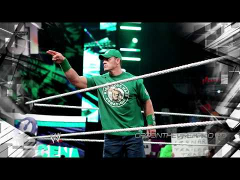 """2005-2012: John Cena WWE Theme Song - """"The Time Is Now/My Time Is Now"""" + Download Link ᴴᴰ"""