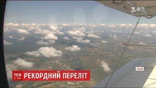 Український кукурудзник Ан 2 100 не зміг долетіти до Запоріжжя через негоду