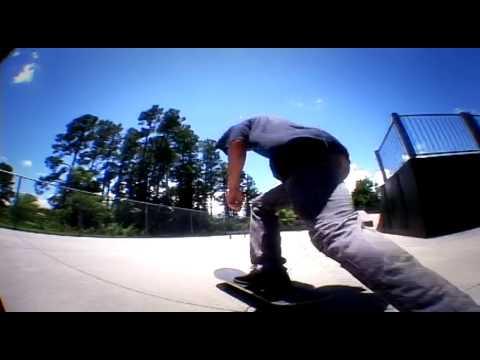 Robert Dussing & Blaine Partridge - UNF Skatepark