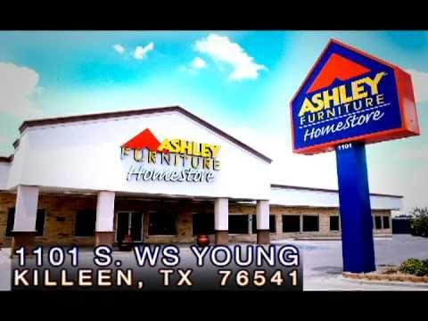 Ashley Furniture Commercial Killeen TX YouTube