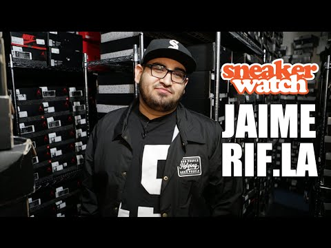 "Jaime of RIF LA: ""Some People Completely Support Their Lifestyle Off of Shoes"""