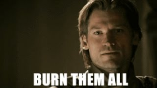 """Bran Caused Mad King Aerys to """"Burn Them All"""" - Game of Thrones Theory! TINFOIL HATS ACTIVATED!"""