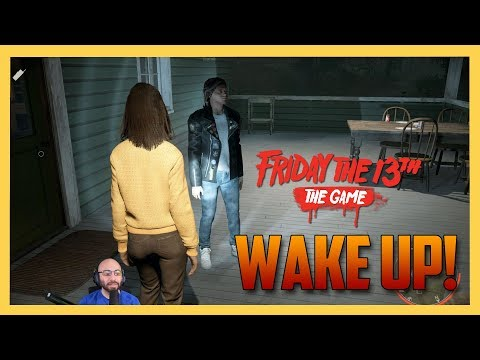 Wake Up Charles! - Friday the 13th The Game