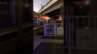 207系f1編成 西明石駅にて