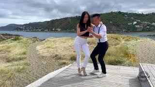 Alex & Beverly - Kizomba Wellington 2021 (Letus - Minha Mbiri)