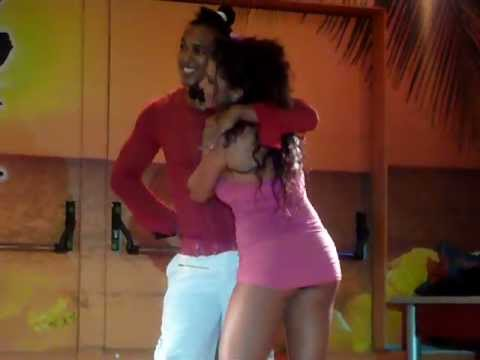 Discoteca musica sudamericana a Roma : Caraibe : video salsa