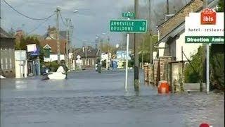 Inondations dans la Somme