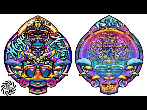 DigiCult vs Tropical Bleyage @ Magic NYE 2015 2016 Portugal (Full Live Set)