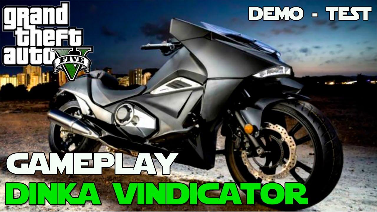 Gta 5 dinka vindicator gameplay dlc ill gotten gains part 2