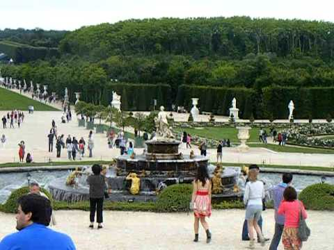 Versailles Garden & Fountains