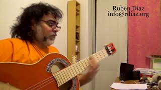 Harmonic features of the Scriabin scale (7) for a Major chord bVI (Paco de Lucia´s Style)Ruben Diaz