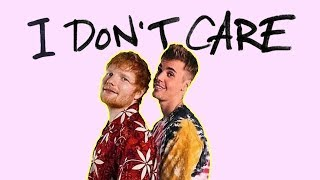 Ed Sheeran & Justin Bieber - I Don't Care (IAMM Remake)