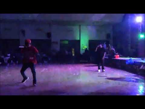THREE LINES STREET (3LS) - PRINCE OF 315 LIVE PERFORM IN AULA UNIPA (HALLOWEEN PARTY 2017)