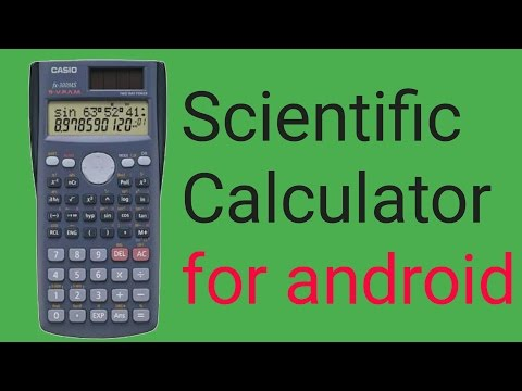 Best Graphing Scientific Calculator Apps || Scientific Calculator - Advanced Calculator App -[Hindi]