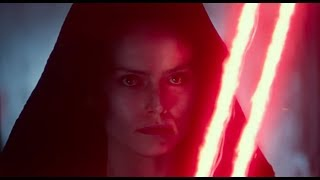 Rise of Skywalker Trailer Dark Rey, Disappointment and Desperation