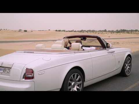 Rolls royce drophead coupe цена