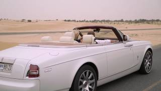 NEW Rolls Royce Phantom Drophead Coupe. Тест-драйв в программе