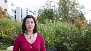 SFU Faculty of Environment - Meet our Students