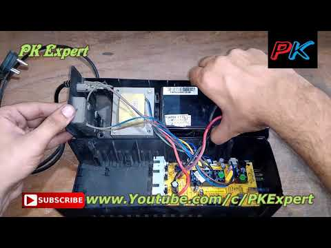 How To Repair UPS Battery Problem / How To Change / Replace Ups Dead Battery