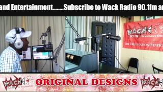 wackradio901fm.com Kenny Phillips Live Stream