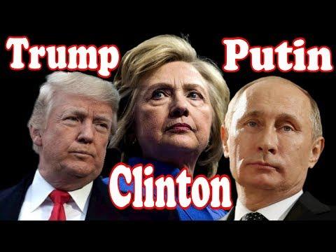 WARNING! Fake Videos, Derpfakes, Donald Trump, Hillary Clinton & Vladimir Putin