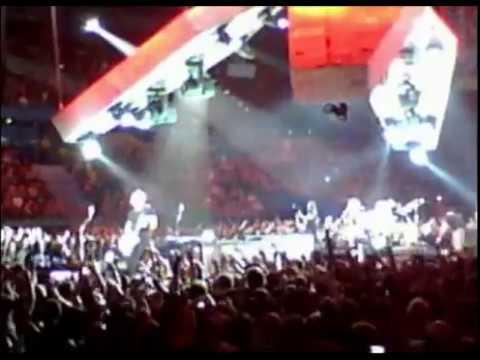 Metallica - Live in Brisbane, Australia (2010) [Full show] Night 3/3