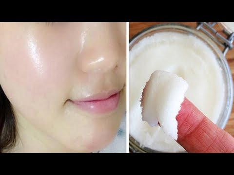 5 Reasons You Should Put Coconut Oil On Your Face & Skin