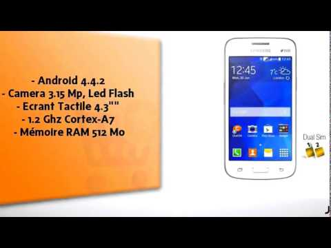 Specification Samsung Galaxy Star 2 Plus