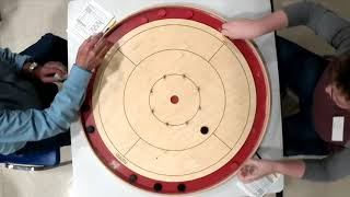 Crokinole 2019 Owen Sound Final 4 - Bonnett v Reinman