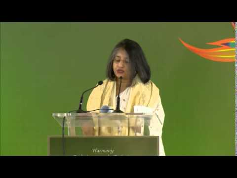 Professor Maithree Wickramasinghe-Sri Lankan Professor of English Founding Director- IWC 2014