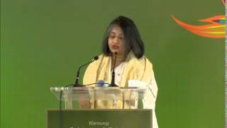 Professor Maithree Wickramasinghe-Sri Lankan Professor of English Founding Director- IWC 2014