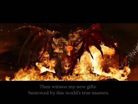 Deathwing - World of Warcraft voice