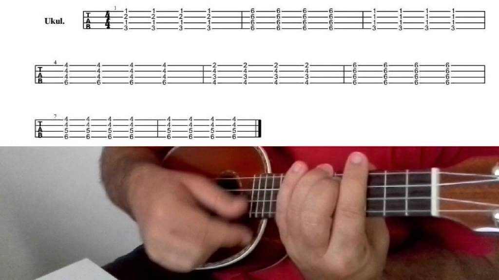 True Love Coldplay Ukulele Cover How To Play With Tabs Youtube