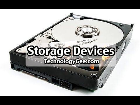 Storage Devices | CompTIA A+ 220-1001 | 3.4