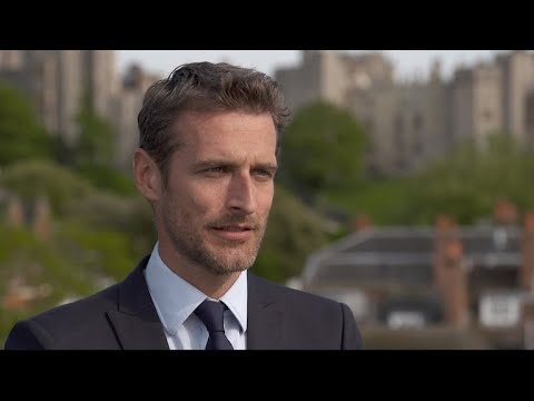 Royal wedding photographer Alexi Lubomirski is royalty, too