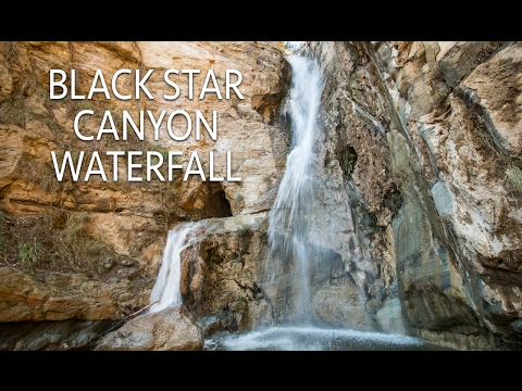 Black Star Canyon Waterfall Hike