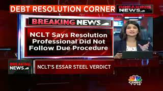 Essar Steel Resolution: NCLT Says Procedure Was Not Followed