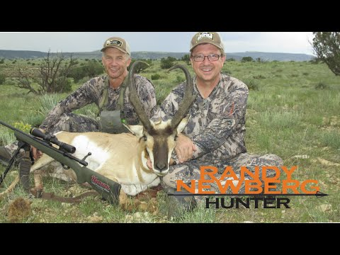 Hunting Arizona Antelope with Randy Newberg and Jerry Pritchard (FT S2 E2)