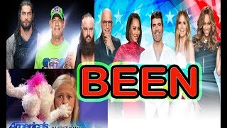 masaracada& american got talent BEEN!! proof america's got talent and wwe are fake