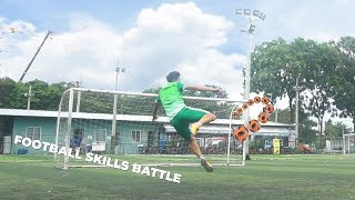 Football Skills Battle: Team Sanatech Khánh Hoà vs Team Football Freestylers