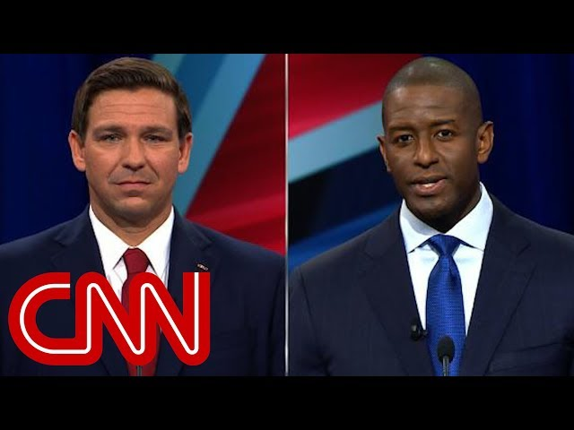 Gillum: DeSantis' monkey comment says it all