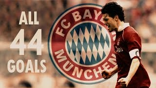 Michael Ballack ✪ All Goals for Bayern München ✪  ᴴᴰ