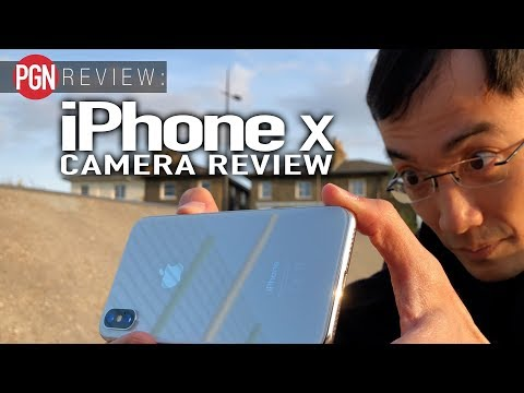 iPHONE X CAMERA REVIEW - Lok tests all the new features of the Apple iPhone X camera