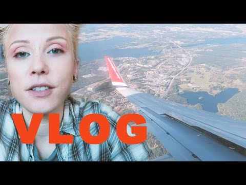 OFF TO STOCKHOLM TO  DICE!! :: VLOG ::