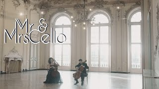 Tu Sei (by Ludovico Einaudi) for Two Cellos - Mr & Mrs Cello