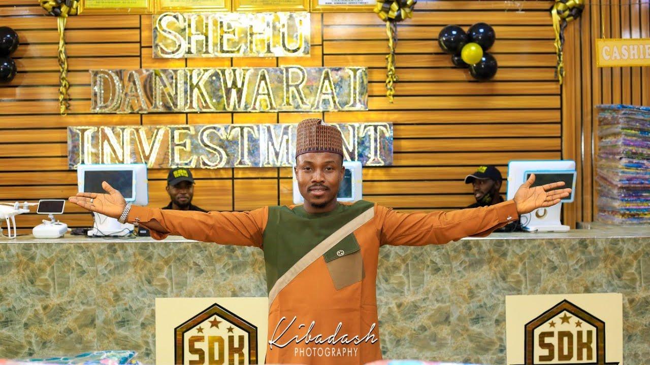 Download UMAR M SHAREEF (Shehu Dan kwarai) Official Video Feat Shamsu Dan Iya×Humaira ×Amal × Minal  izzar so