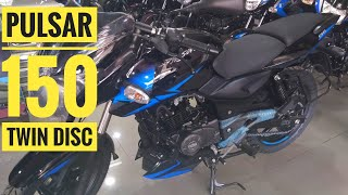 Pulsar 150 Twin disc (split seat) Detailed Review |Autodrift India|